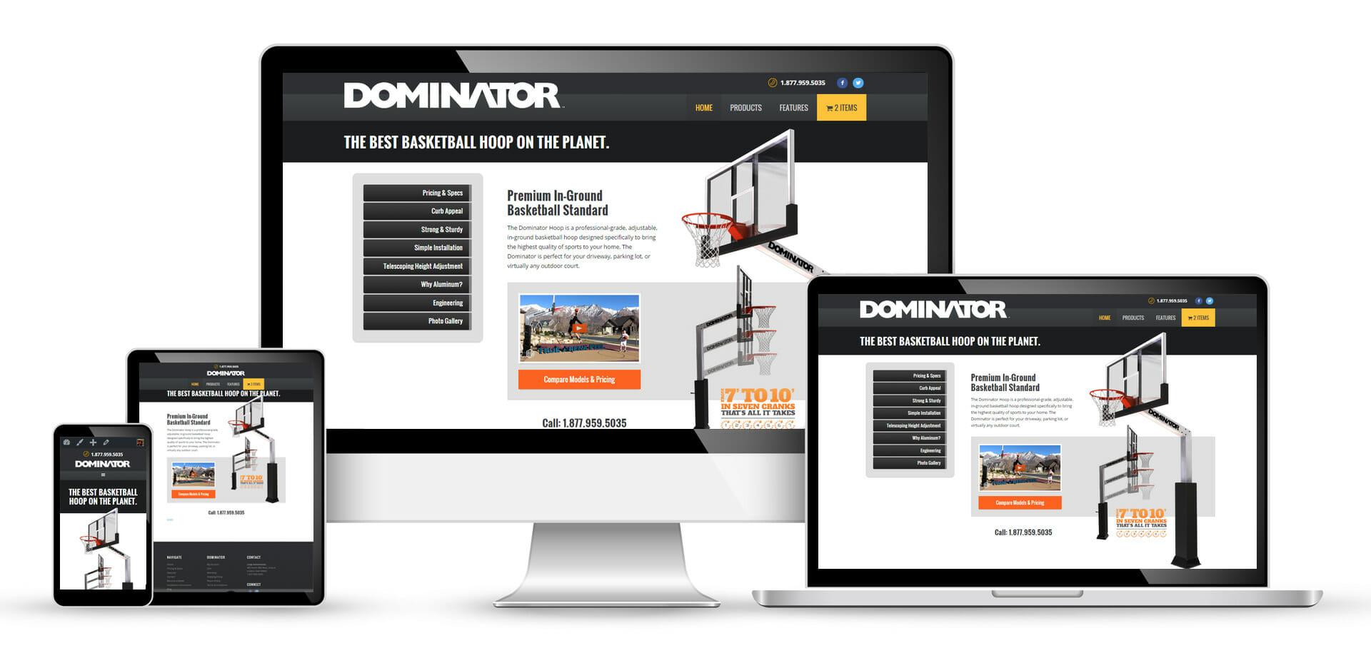 Dominator-Hoop