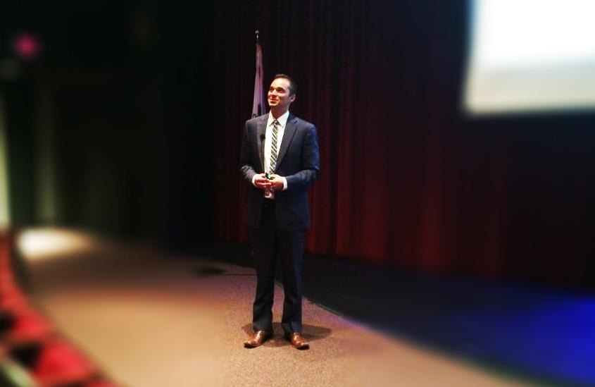 Greg Trimble Speaking