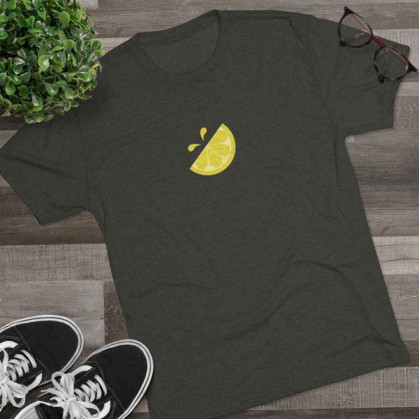 Men's Lemonade Stand Icon Macchiato Shirt