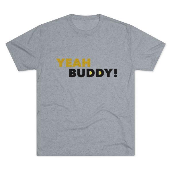 Men's Yeah Buddy Gray Shirt