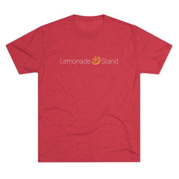 Men's Lemonade Stand Red Shirt