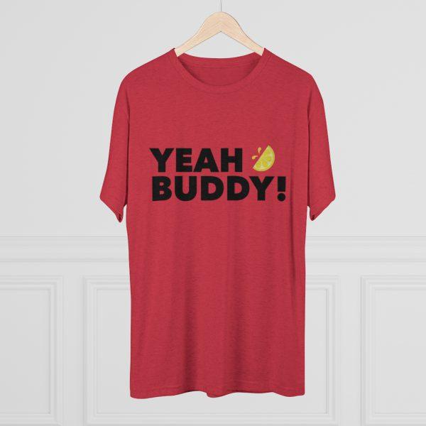 Men's Yeah Buddy Red Shirt